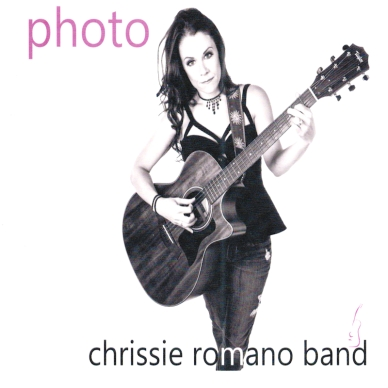 chrissie romano band photo